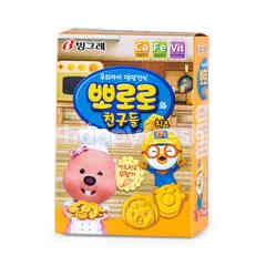 Binggrae Cheese Flavour Pororo Biscuit