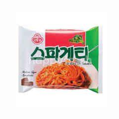 Ottogi Mi Ramen instan Rasa Spagheti