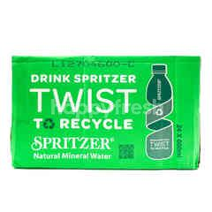 Spritzer Natural Mineral Water (24 Pcs)