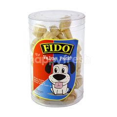 "FIDO Value Pack Knotted Bone 2"" Fd870"