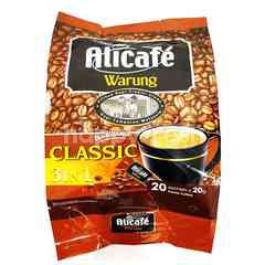 Power Root Alicafe Classic 3 In 1 Premix Coffee (20 Sachets)