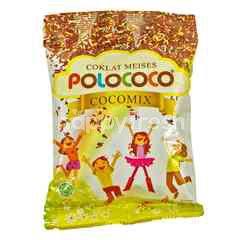 Polococo Cocomix Coklat Meises