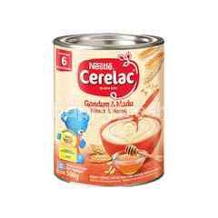 Cerelac Wheat Honey Infant Cereal