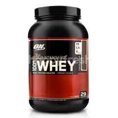 Optimum Nutrition Whey Gold Standard Cokelat (2 lb)
