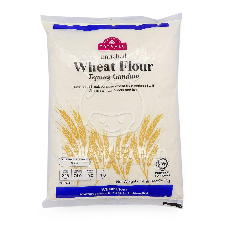 Topvalu Enriched Wheat Flour Puchong Happyfresh