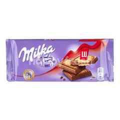 Milka Chocolate Cookies
