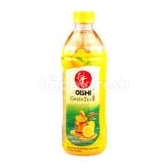 Oishi Green Tea Honey Lemon