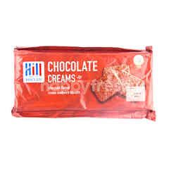 HILL BISCUITS Chocolate Creams