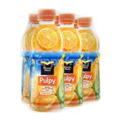 Minute Maid Pulpy Orange 300ml 6 Pack