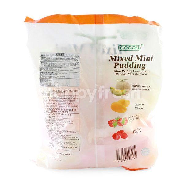 Cocon Mixed Mini Pudding