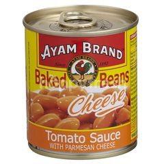 Ayam Brand Baked Beans Cheese