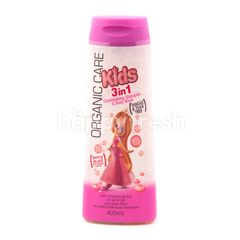Organic Care Kids 3-in-1 Berry Bliss Shampoo & Body Wash