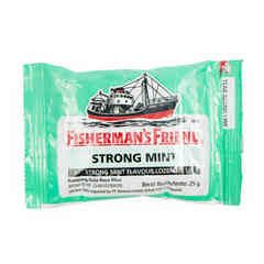Fisherman's Friend Strong Mint