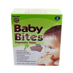 WANT WANT Take One Baby Bites Vegetable Taste