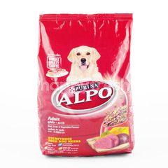 Alpo Makanan Anjing Dewasa dengan Sapi Hati dan Rasa Sayuran