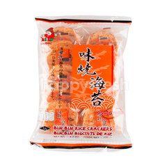 Bin Bin Rice Crackers
