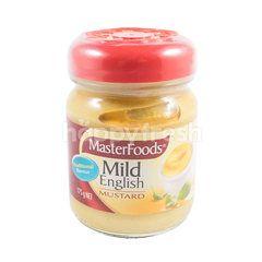 MasterFoods Mild English Mustard