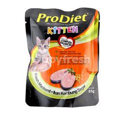 PRODIET Fresh Mackerel For Kitten