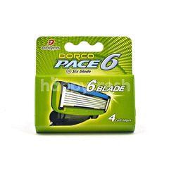 Dorco Dorco Pace 6 / SX A1040 Blades for Men