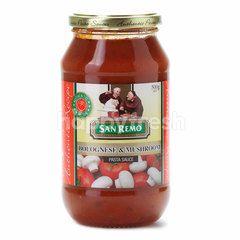 San Remo Bolognese & Mushroom Pasta Sauce