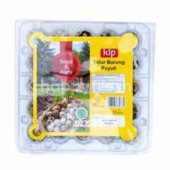 Kip Quail Egg