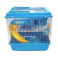 Trustie Hamster Cages With Loft (Assorted)