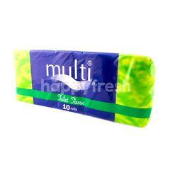 Multi Embossed Toilet Tissue (10 rolls)