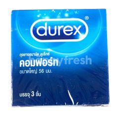 Durex Comfort Size 56 mm Condom