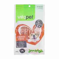 VITAPET Jerhigh Chicken Sticks For Dogs