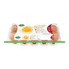 เบทาโกร ไข่ไก่สด เบอร์ 1 (10 ฟอง)