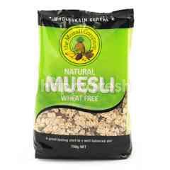 The Muesli Company Natural Muesli Wheat Free