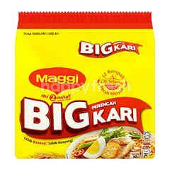 Maggi 2 Minute Big Curry Instant Noodles (6 Packet)
