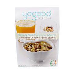 Yogood Fruit & Nut Crunchy Muesli Cereal
