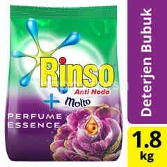 Rinso Anti Noda plus Molto Deterjen Bubuk Perfume Essence