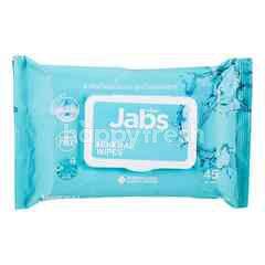 แจ๊บส์ ผ้าเช็ดทำความสะอาด สูตรน้ำแร่ธรรมชาติ