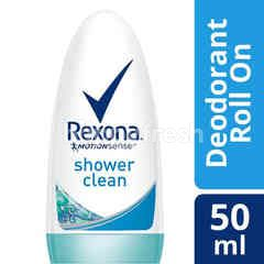 Rexona Shower Clean Roll-On Deodorant
