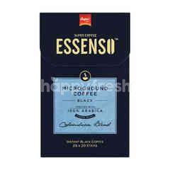 Essenso Microground Instant Black Coffee (20 Sachets)