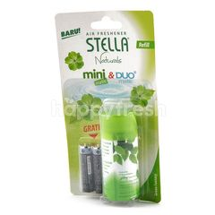 Stella Naturals Refill Mini Matic & Duo Matic Green Fantasy Air Freshener