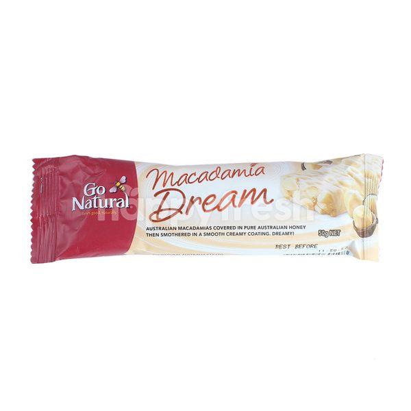 Go Natural Macadamia Dream Yoghurt Bar