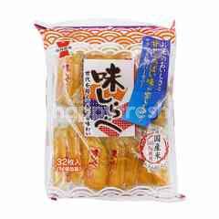 Iwatsu Aji Shirabe (Rice Cracker)
