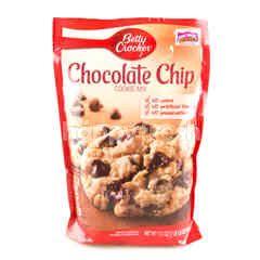 Betty Crocker Chocolate Chip Cookie Mix Flour