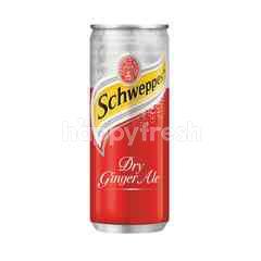 Schweppes Ginger Ale Sparkling Drink 320ml