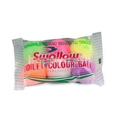 Swallow Globe Brand Bola Kamper untuk Toilet Aneka Warna