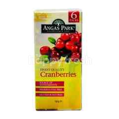 Angas Park Finest Quality Cranberries (6 Packs)