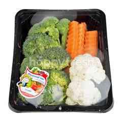 Doctorveg Chopped Cauliflower Carrot & Broccoli