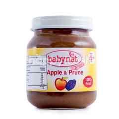 Babynat Organic Apple & Prune