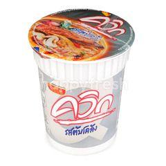 Wai Wai  Quick Instant Noodle Cup Tom Klong Flavour