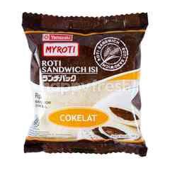 My Roti Roti Sandwich Isi Cokelat