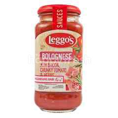 Leggo's Bolognese dengan Daging Babi Potongan Tomat & Rempah-Rempah