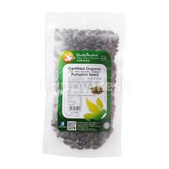 Health Paradise Certified Organic Pumpkin Seed